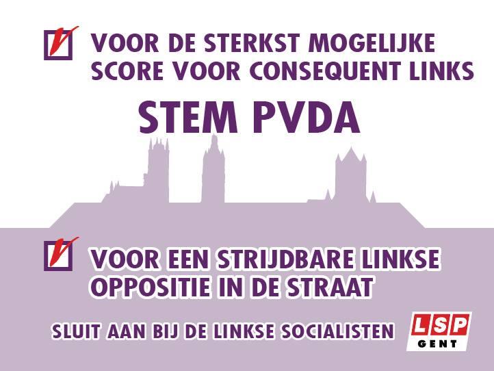 Gent: betaalbaar en kwaliteitsvol wonen voor iedereen!