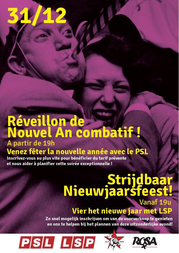 LSP-Nieuws. In en om de partij