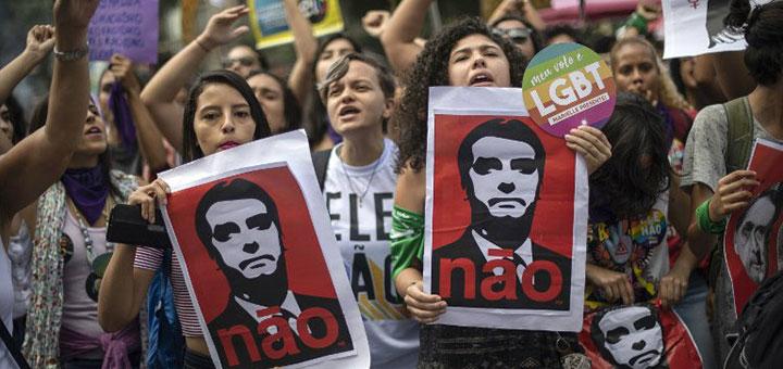 Extreemrechts: waarschuwing uit Brazilië