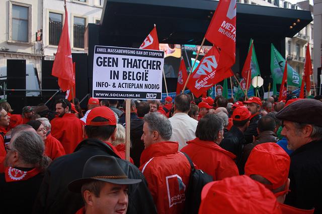 Perspectieventekst, deel 2. Over de politieke crisis in België