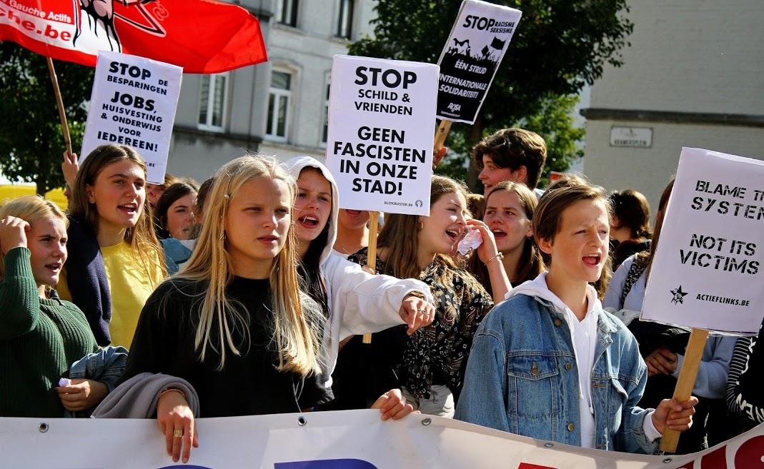 VB maakt in verdenking gestelde neonazi lijsttrekker in Vlaams Brabant