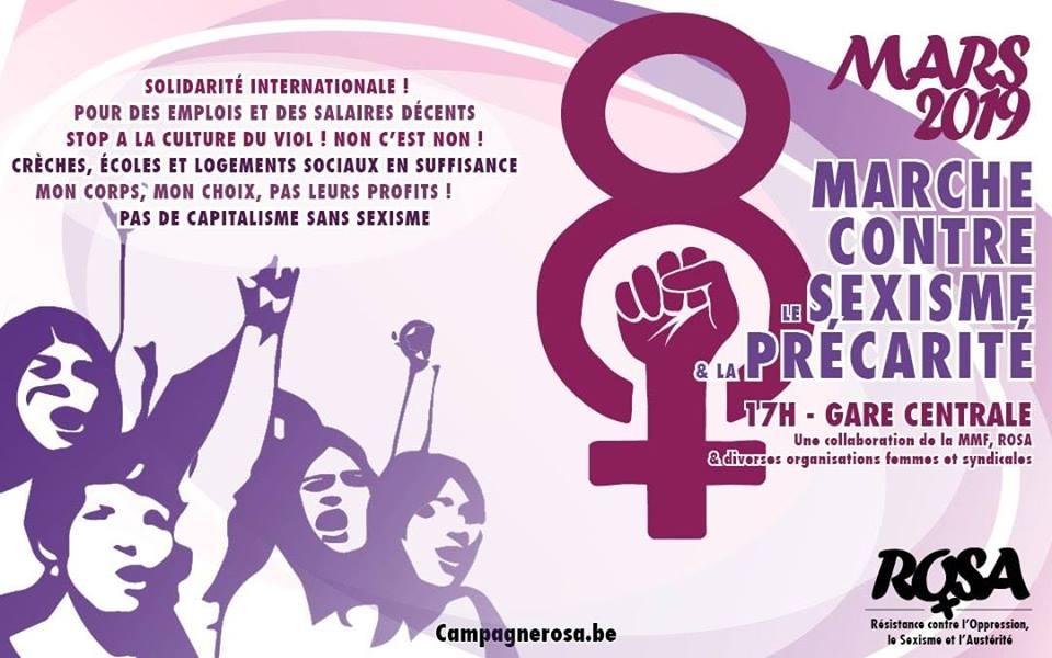 De traditie van internationale vrouwendag terug vestigen!
