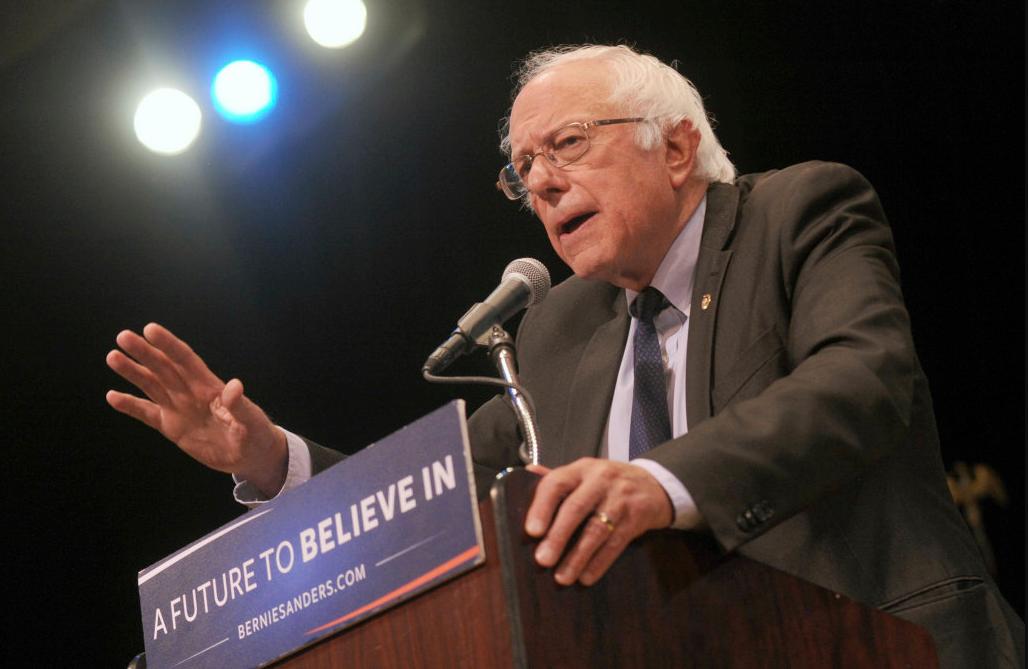 Campagne van Bernie Sanders gebruiken om massastrijd werkenden te organiseren