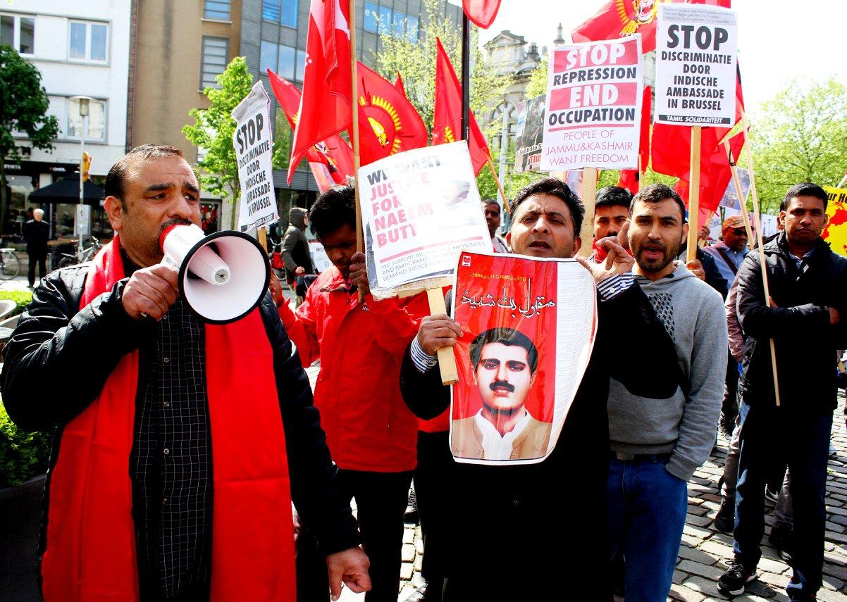 Hernieuwde spanningen om Kasjmir: interview