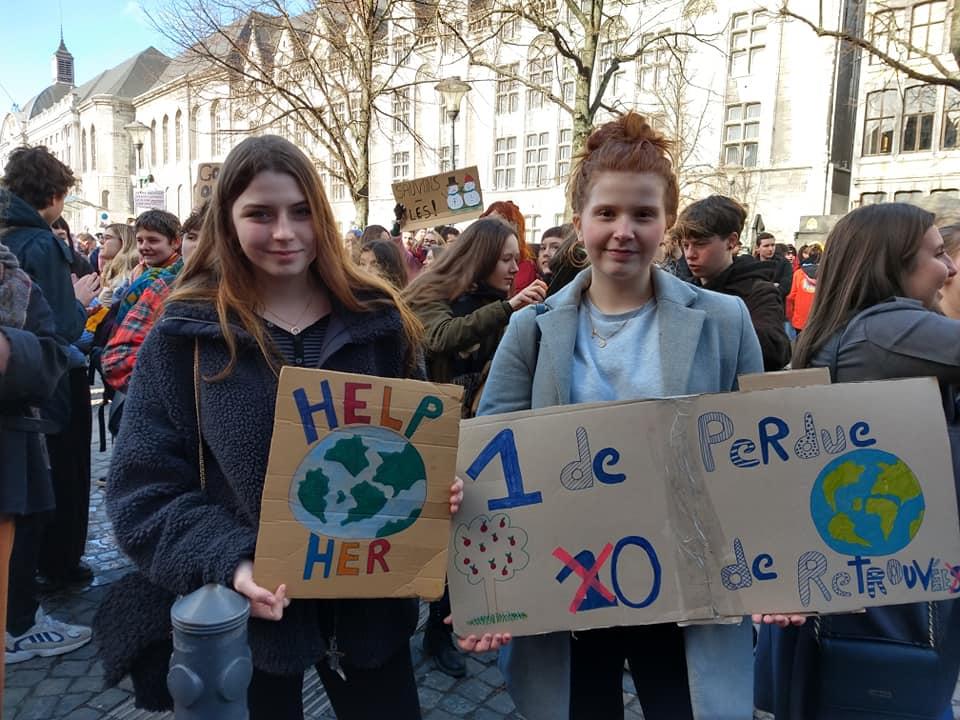 Klimaatprotest zet door