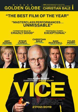 """Vice"" Film over oorlogszuchtige Dick Cheney"