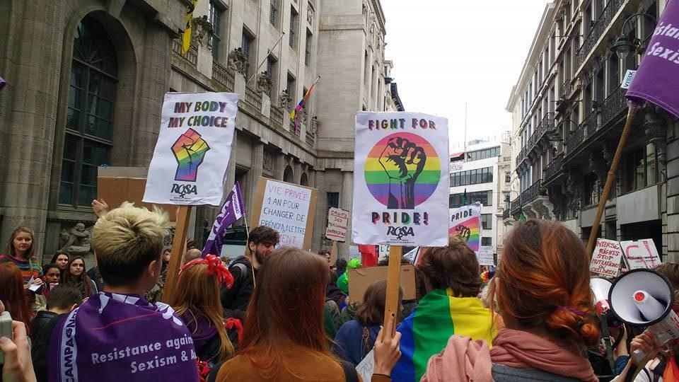 LGBTQI+-fobie: een maatschappelijk probleem dat collectief antwoord vereist!