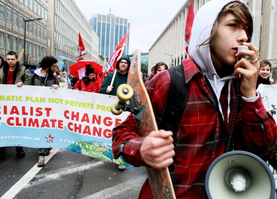 Massale internationale actiedag voor klimaat