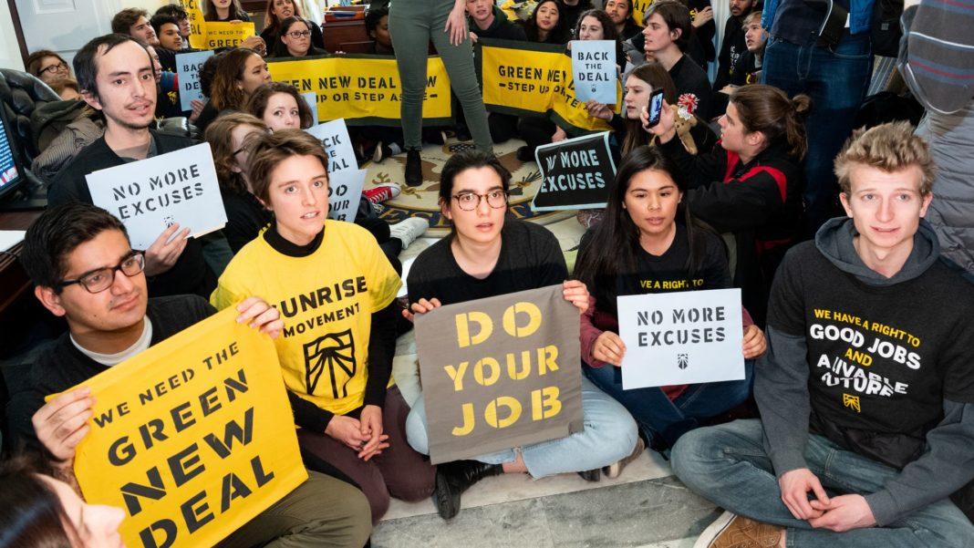 De 'Green New Deal' realiseren, betekent het kapitalisme bestrijden