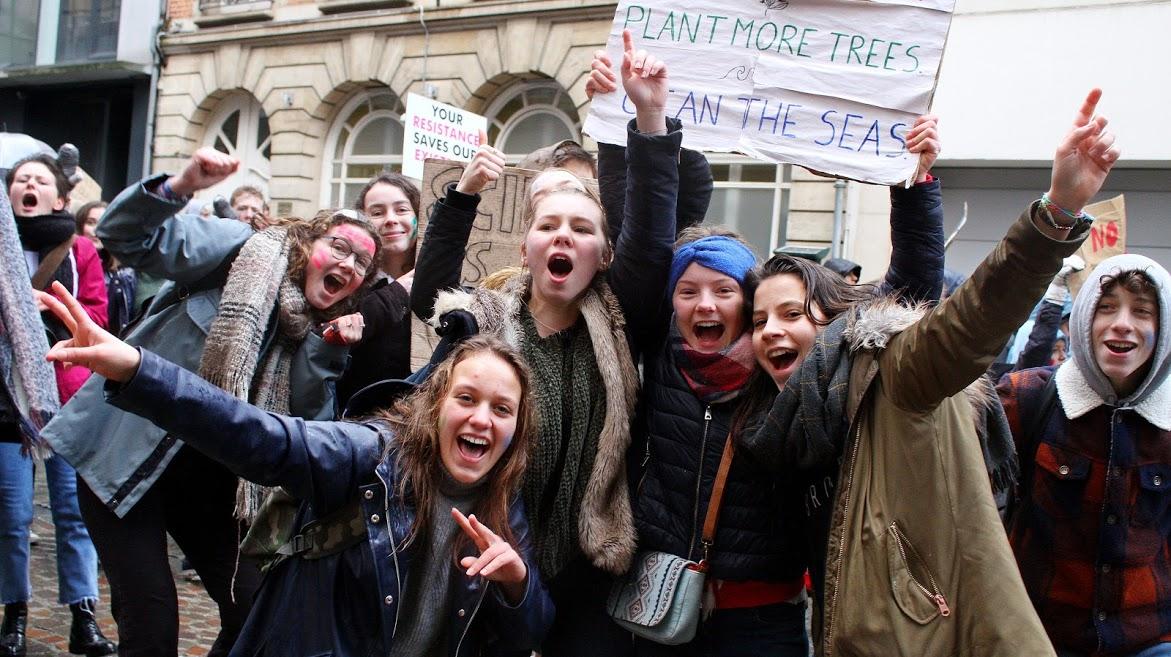Onder leerkrachten groeit roep om mee te doen met klimaatprotest