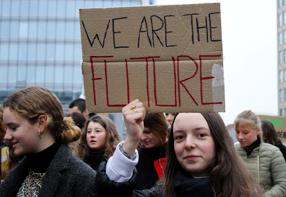 Klimaatcrisis leidt tot internationaal verzet