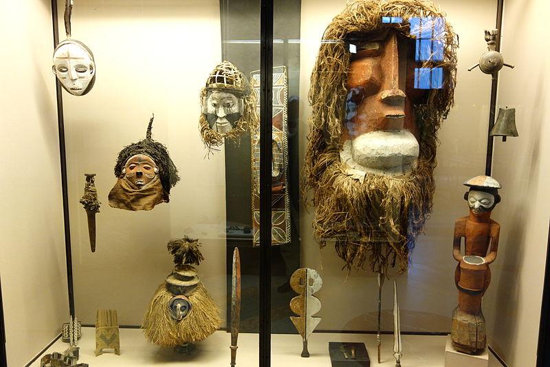 Geef de gestolen kunst terug aan Congo