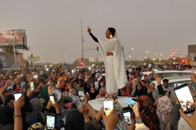 Solidariteit met het protest in Soedan