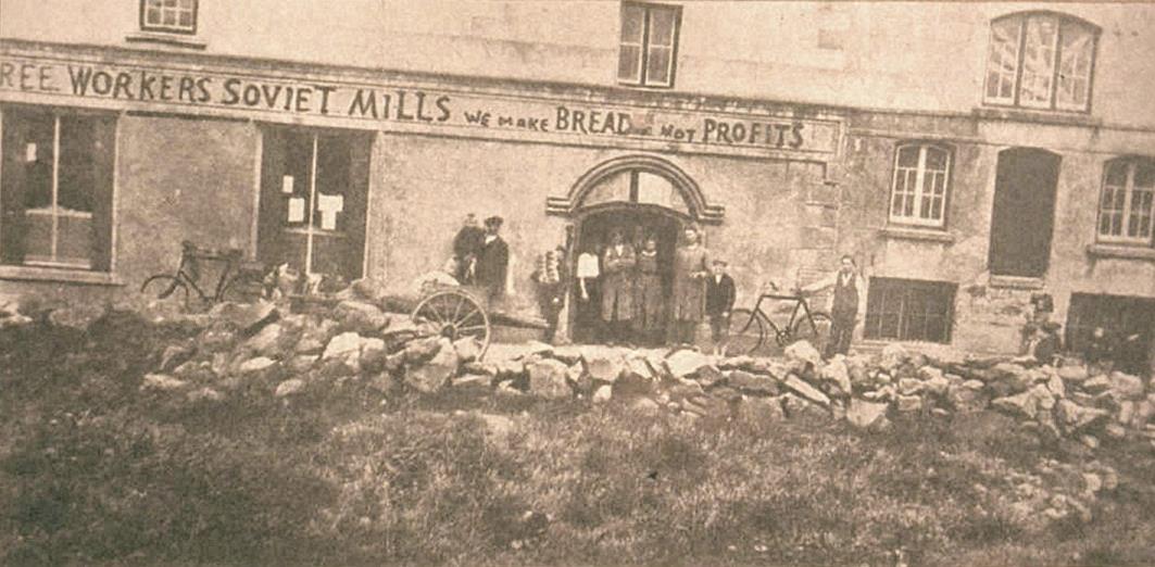 100 jaar geleden: de Sovjet van Limerick (Ierland)