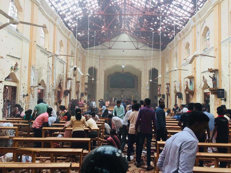 Sri Lanka. Tegen terreur en haat: solidariteit en eenheid van werkenden en onderdrukten