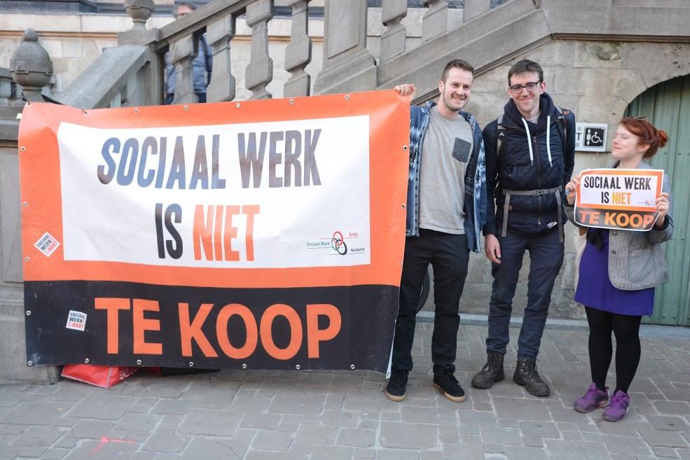 Project daklozenzorg in Gent uitbesteed aan G4S Care. Actie nodig voor publieke zorg!