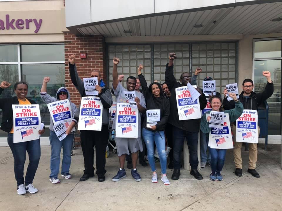 VS: lessen uit de staking bij Stop & Shop (Ahold Delhaize)