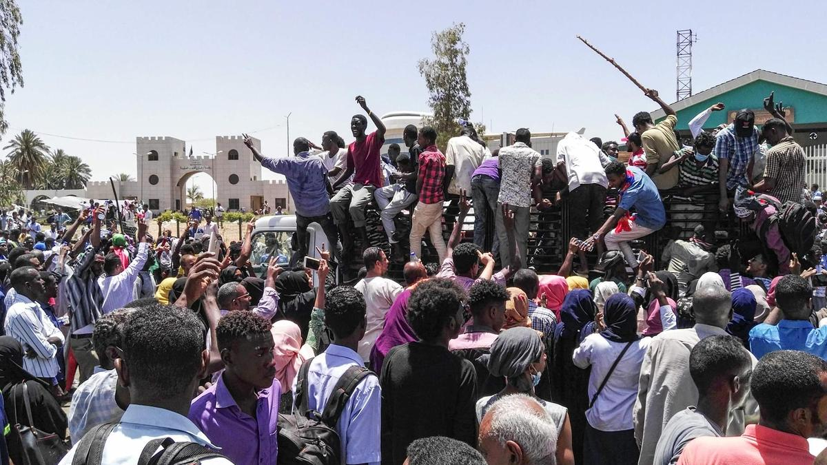 Soedan: geen compromis met het oude regime, maar revolutie doorzetten!