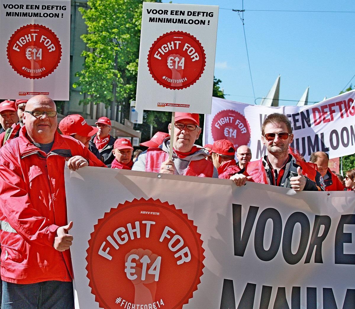 Fight for €14: van propaganda naar overwinningen