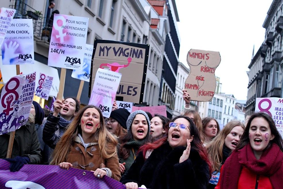 Campagne ROSA: niet treuren, maar het verzet organiseren!