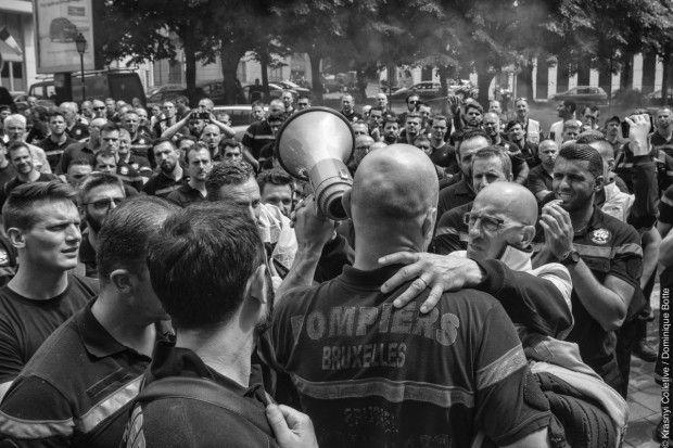 Brusselse brandweerman: 'Gebrek aan personeel is onaanvaardbaar en gevaarlijk'
