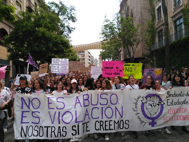 Spanje: verkrachters van 'wolfsroedel' veroordeeld door Hooggerechtshof
