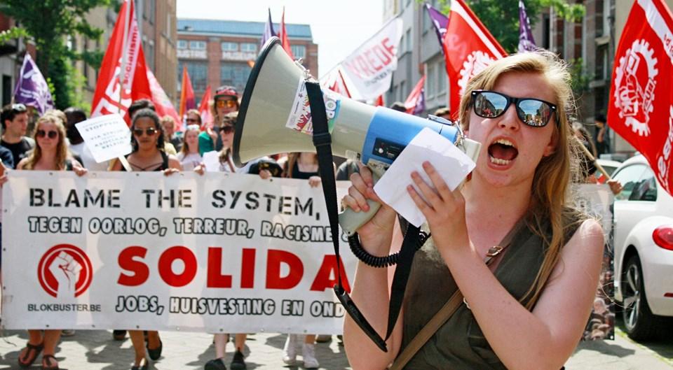 Geslaagde betoging tegen haat en voor een sociaal beleid