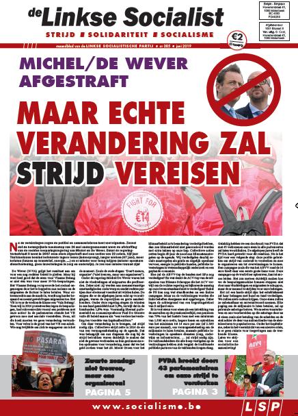 Michel/De Wever afgestraft. Maar echte verandering zal strijd vereisen