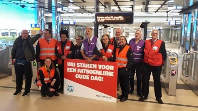 Nederland: stem tegen het pensioenakkoord!
