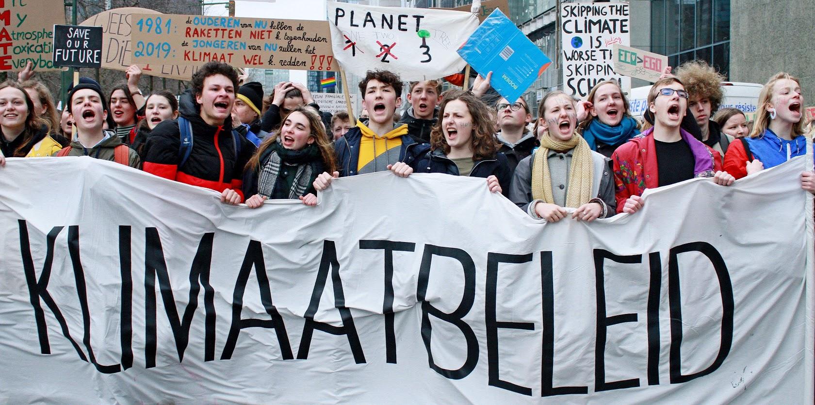 Geen doortastende klimaatmaatregelen op komst met deze regeringen