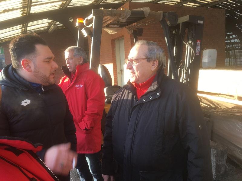 NLMK-Clabecq. Gesprek met Silvio Marra, voormalig delegee bij Forges de Clabecq (deel 1)