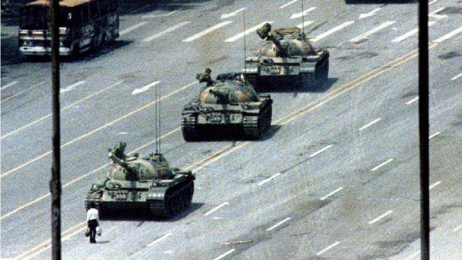 30 jaar geleden: bloedbad op Tiananmen om verzet tegen dictatuur de kop in te drukken