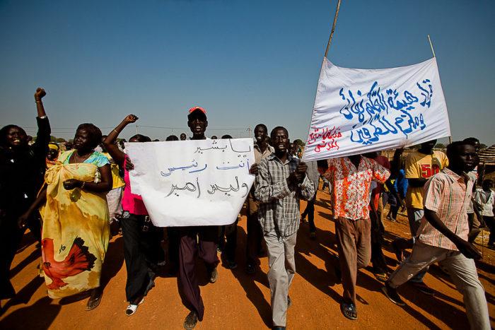 Noord-Afrika en de revolutionaire processen in Algerije en Soedan