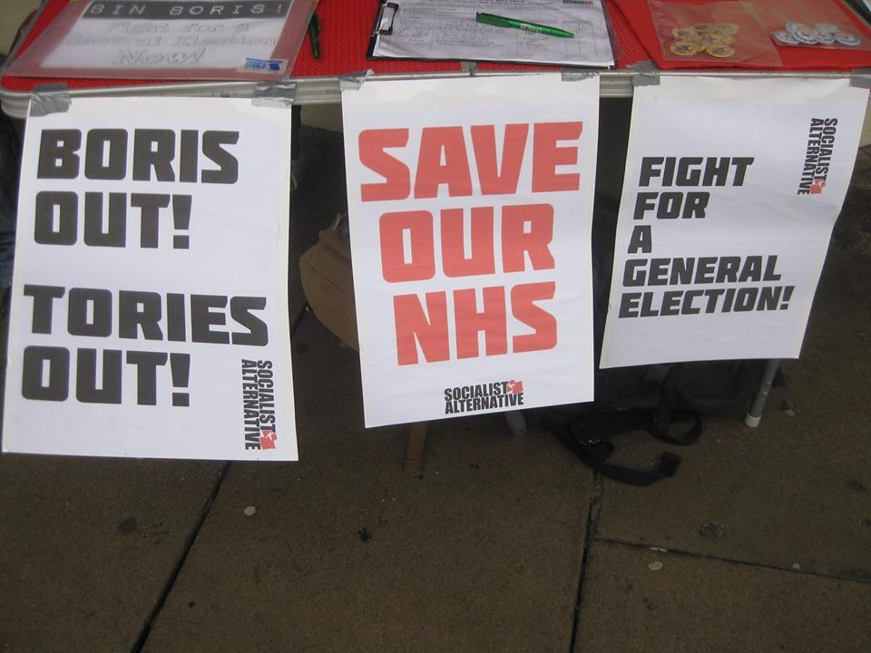 Boris Johnson nieuwe Britse premier. Voor massale strijd om hem weg te krijgen!