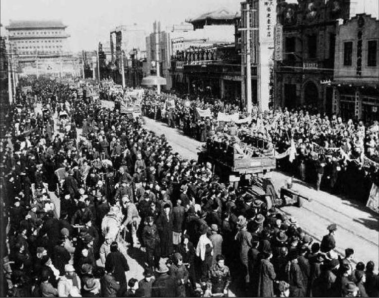 70 jaar geleden: de Chinese revolutie