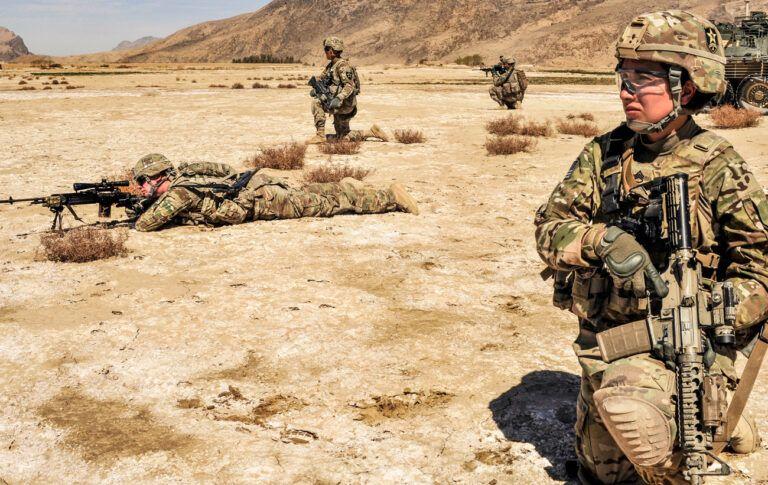 Afghanistan: 18 jaar oorlog – nog steeds geen vrede in zicht