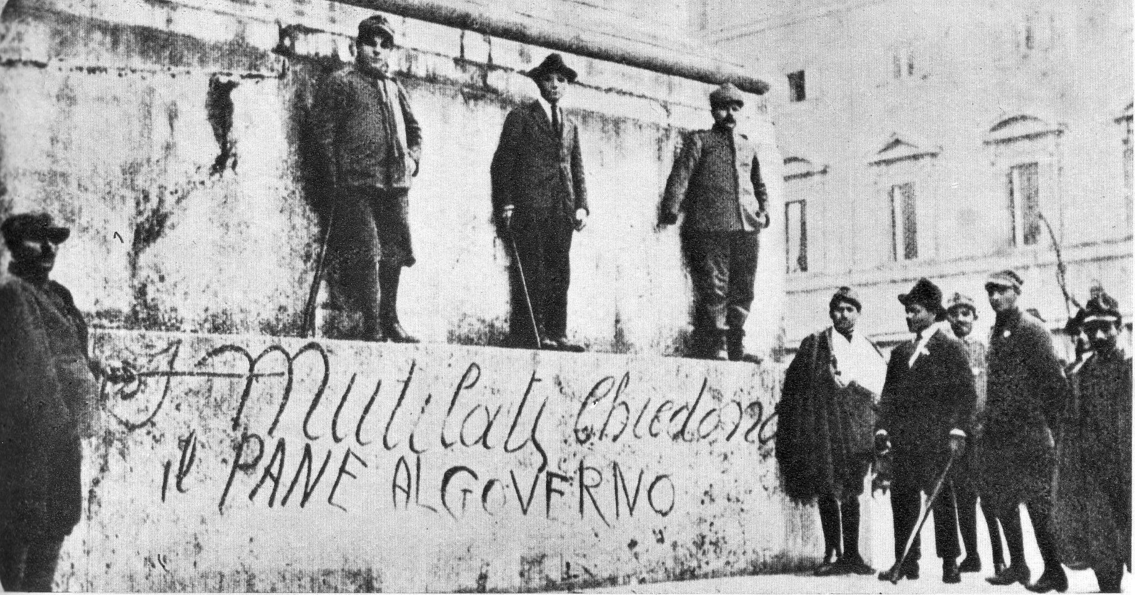 Uit de archieven van de klassenstrijd. 1919-1920: twee rode jaren in Italië