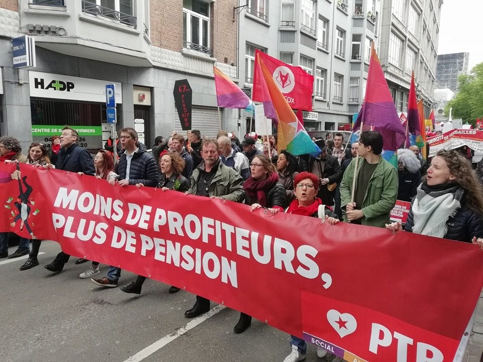 Geen linkse regering in Wallonië. De schuld van de PTB?
