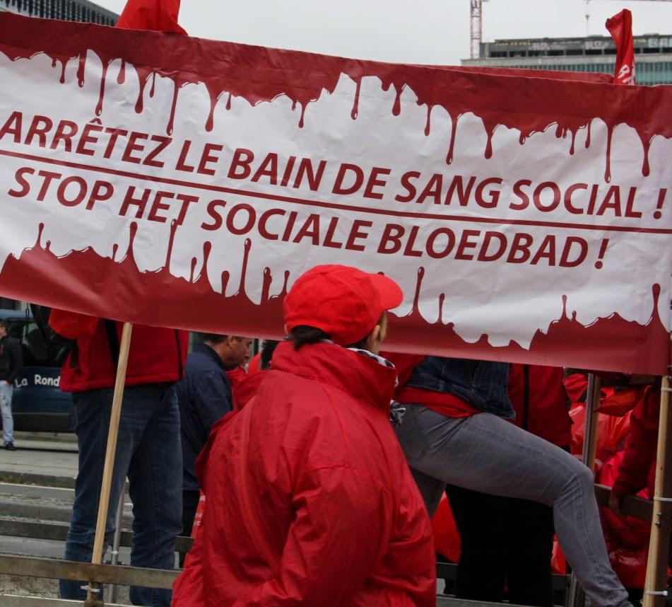 Een sociaal-ecologisch noodplan als basis voor een nieuw offensief