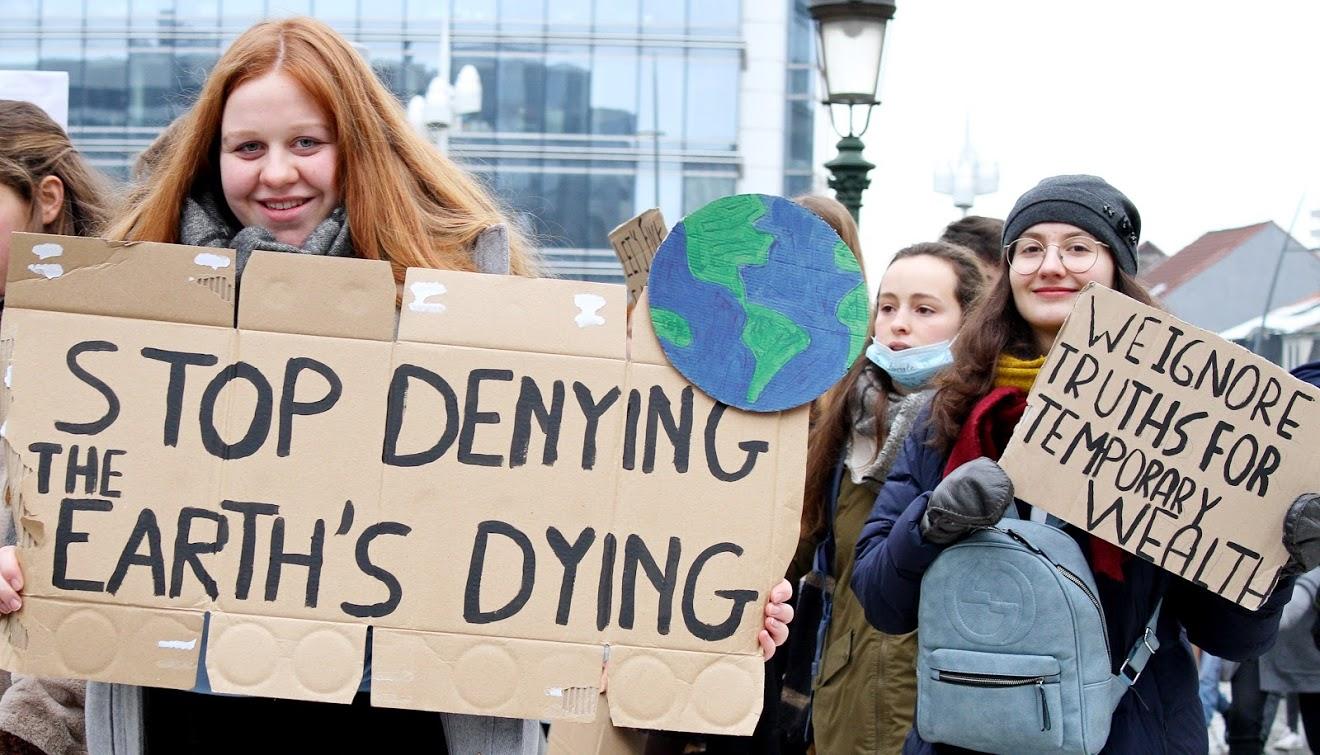Miljoenen mensen op de vlucht door klimaatverandering