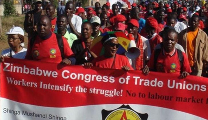 Crisis in Zimbabwe verdiept zich: massaal protest en brutale repressie