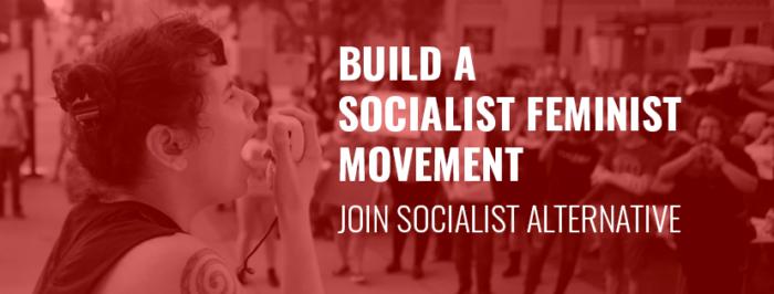 25 november: socialistisch feministische strijd tegen gendergeweld
