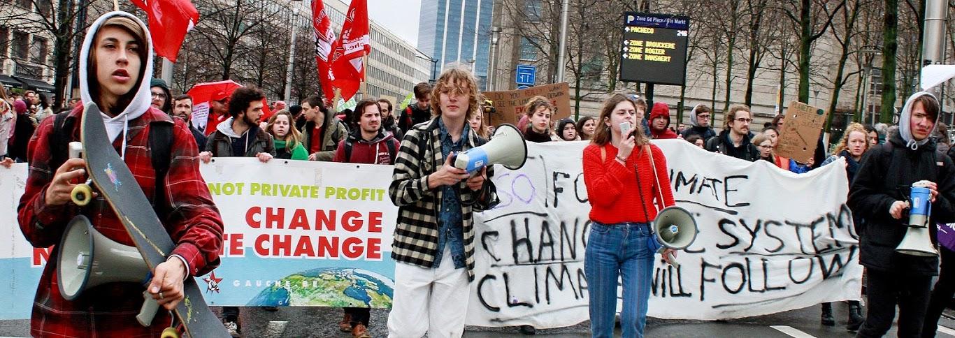 Nog steeds geen klimaatbeleid: hoe de klimaatstrijd versterken?
