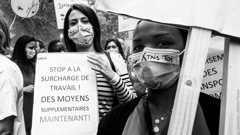 "Campagne ROSA: ""De pandemie treft vrouwen nog harder"""