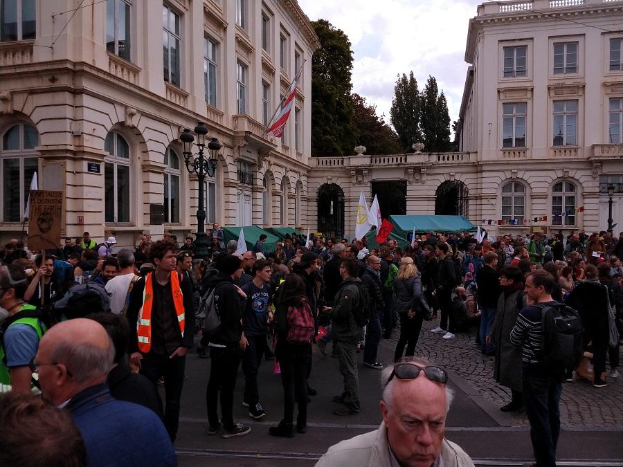 Royal Rebellion: klimaatprotest gaat over tot burgerlijke ongehoorzaamheid