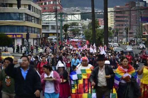 Ecuador: opstand van werkenden en inheemse bevolking verslaat regering en IMF