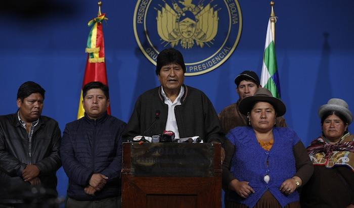 Bolivia: Nee tegen de staatsgreep!