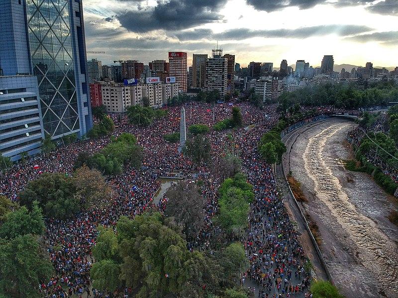 2019: een keerpunt in de processen van revolutie en contrarevolutie