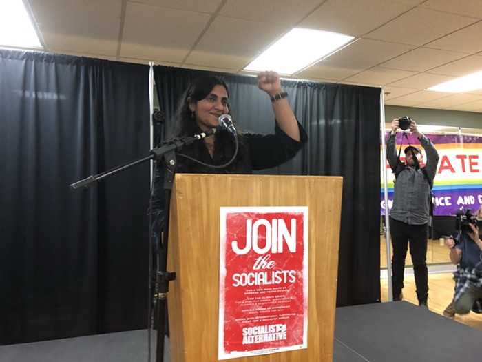 Seattle. Amazon versus Kshama Sawant: spannend tot laatste stem geteld is!