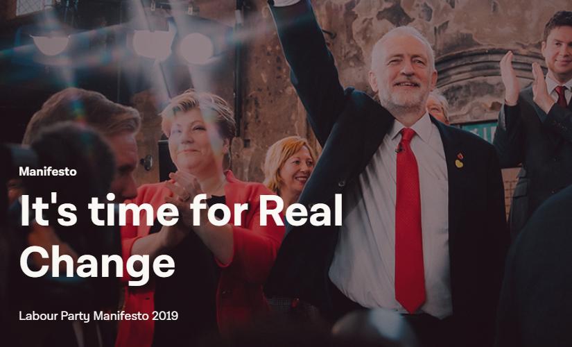 Britse verkiezingen: sterktes en beperkingen van het programma van Corbyn